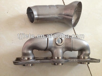 exhaust manifold/stainless steel pipe/bmw e30/exhaust manifold