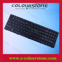 Notebook Keyboard For Asus X53 X53U X53U X54 X54U K53 K53U Service black US 70-N5I1K1000