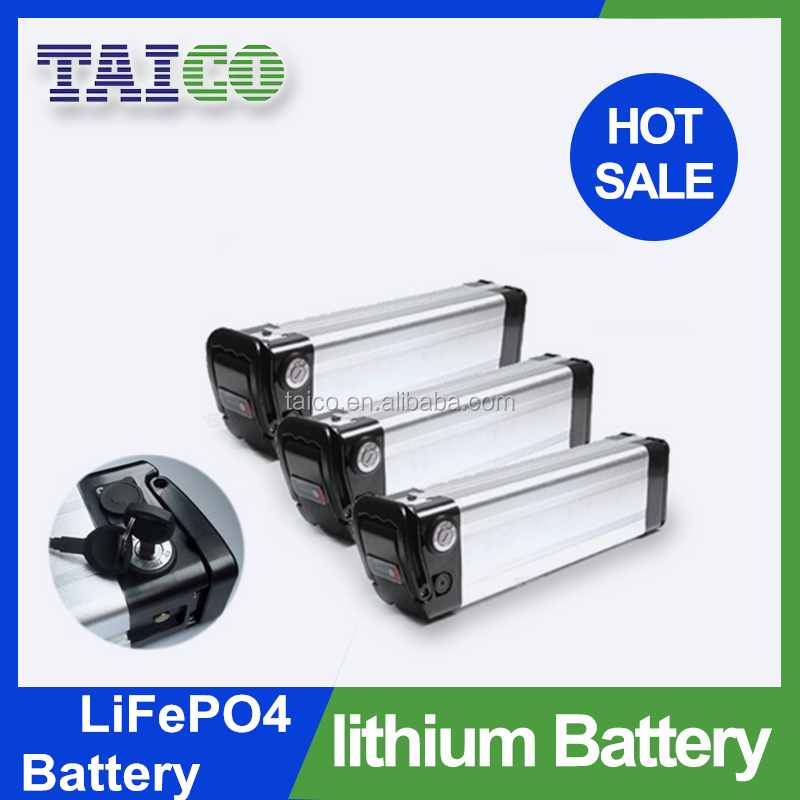 E-bike lifepo4 Battery 36v 16ah Lithium ion 36v 16ah Lifepo4 Battery Pack