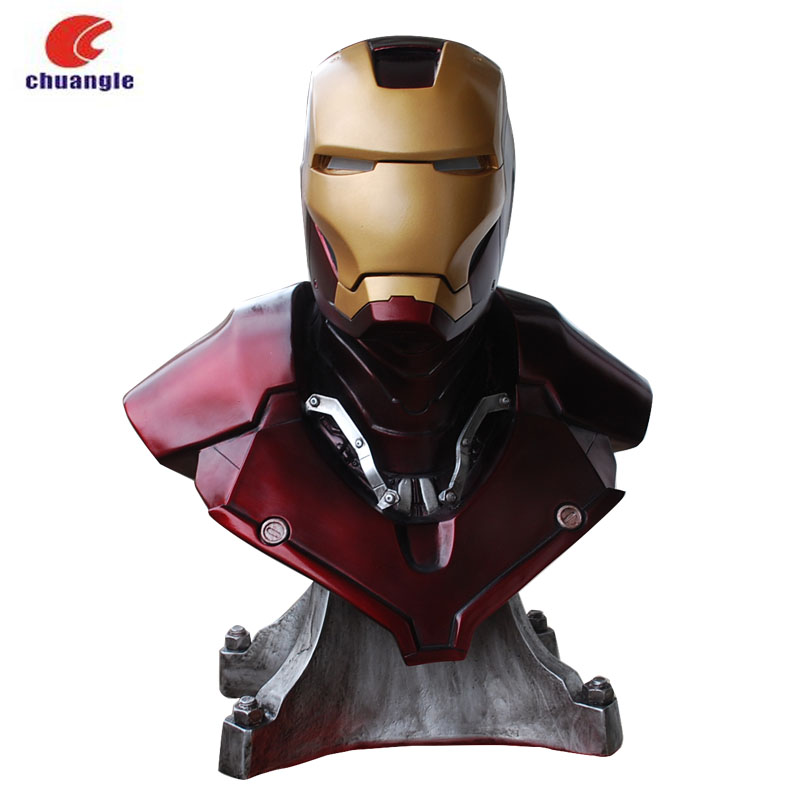 Action Movie Figure,Bust movie Statue