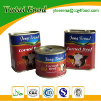 Food Manufacturer Wholesale Nutrition Healthy Food Canned Corned Beef