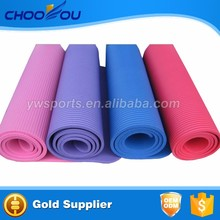 Gym exercise stretching NBR yoga mat