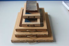 Kraft paper packaging for ipad case wholesale