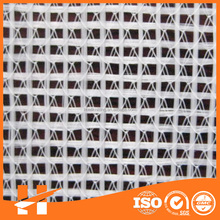 100% polyester base fabric
