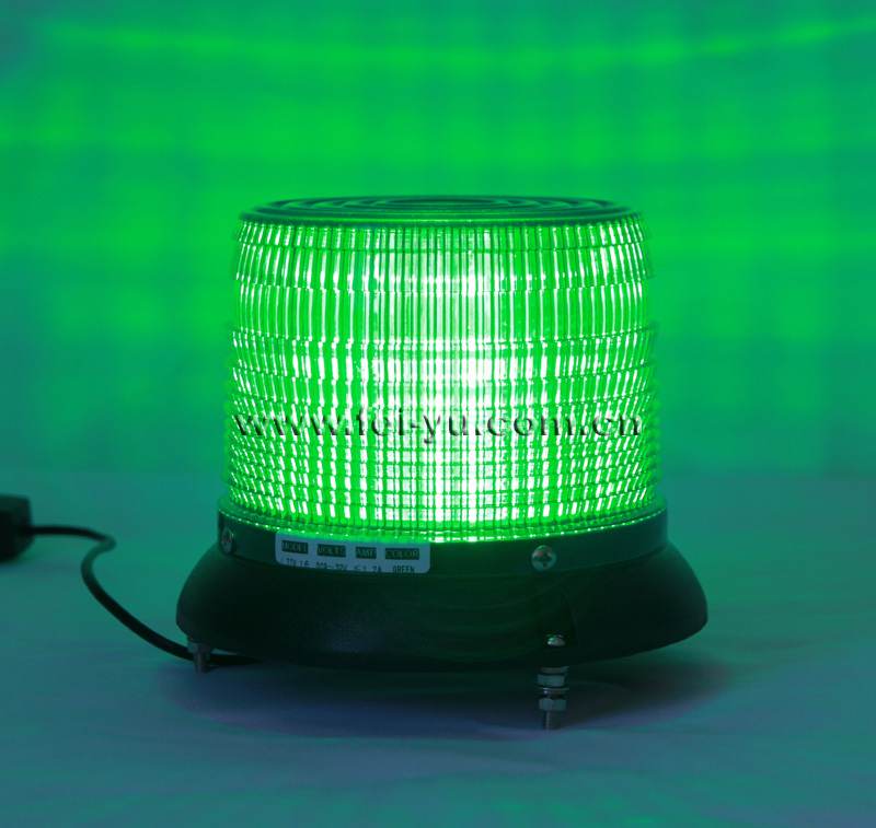 LTEL16 Green LED Strobe Light