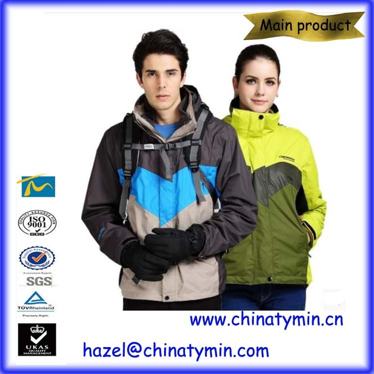 Alibaba china outdoor ropa de mujer wholesale ski clothing outfits for couples