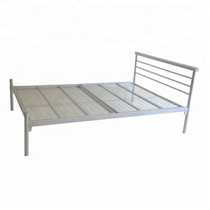 Industrial Metal Bed Iron Bed for bedroom
