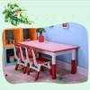 New Desgin Ce Certificated Kids Table And Chair Used Daycare