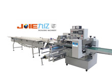 JY-900 Automatic Inverted instant noodle bread Packing Machine