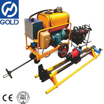 Multi-function KDY-30H Hydraulic Tunnel Drilling