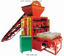 ZCJK 4-35 ghana small machines for home automatic pav brick making machine fly ash brick making machine in india price
