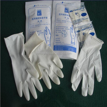 Disposable Medical Sterile Latex Surgical Glove Sample Free