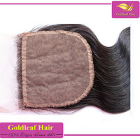 16 20 24 Brazilian body waves and 14 Brazilian body wave silk base closure