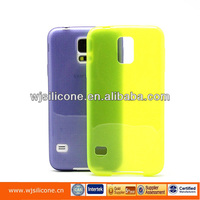 0.3mm Ultra-Thin Slim Hard TPU Case for Samsung S5 Mobile