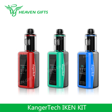 HeavenGifts Leak-Proof Design 4mL Electronic Cigarette 5100mAh 230W KangerTech IKEN KIT