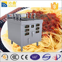 Hot sale commercial electric pasta cooker/automatic noodle cooking machine for hotel