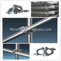 Scaffolding Tube and Clip/Tube and Clamp/Coupler Scaffolding