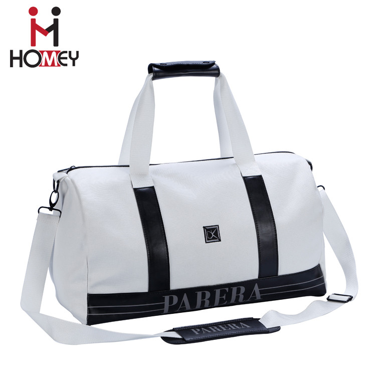 Wholesale Womens Best Travel Gym Canvas Sports Duffle Bag Bags