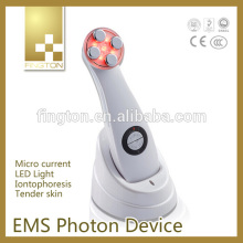 Multifunctional Photon EMS & Electroporation Ultrasonic Beauty Machine with great price