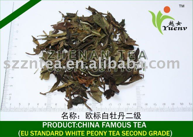 EU STANDARD peony tea organic green tea high quality tea