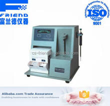 Automatic engine coolant oil freezing point test machine