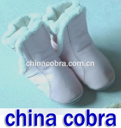 baby winter boots ( new design )