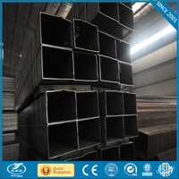 stainless steel square slot tube steel hollow sections rectangular tube