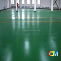 waterborne/oil-based two component Environmental Friendly Polyurethane Base Outdoor Use Epoxy Floor paint-Paint/ Coating Manufa