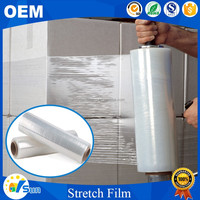 Strong Rolls Clear Pallet Stretch Shrink Wrap Cast Parcel Packing Cling Film
