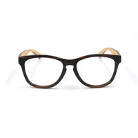 Optical glasses spring strings free product samples 2016 optical wooden frame