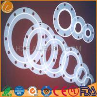 Custom Standard High Quality Virgin Flat PTFE Gasket Flat Teflon Gasket 2015 Wholesale China OEM ODM Manufacture Supplier