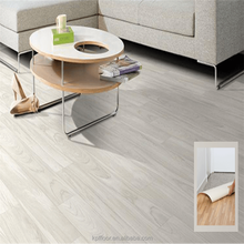 5mm Oak wpc click vinyl flooring indoor use