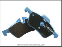 Low Dust Brake Pad Made In Taiwan