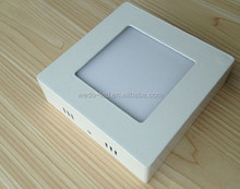 Surface mounted Square Office lighting SMD2835 LED Panel Light