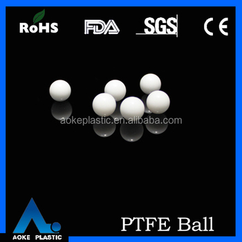 PP,POM,PA6,PEEK,PTFE hollow/solid plastic ball