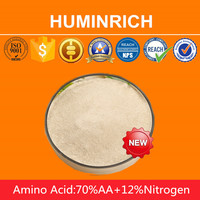 Huminrich Quick Release Fertilizers For Plants 70% Amino Acid In Powder Form