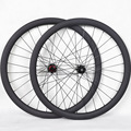 40mm Rim Sapim CX-RAY Carbon Clincher Wheel 700C U-shape Carbon Wheel Disc Chosen Hub for Road Bike
