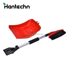 snow shovel group set telescopic snow shovel snow push