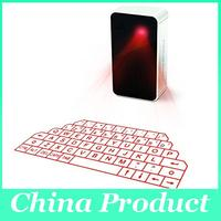 Portable Virtual Laser keyboard and mouse for Ipad phone Tablet PC, Bluetooth Projection Projected Keyboard Wireless Speaker 002