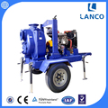 Lanco Brand High Quality Non Clogging Trailer Pump