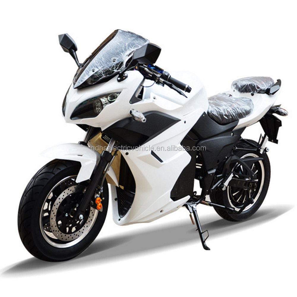2000w adult automatic electric motorcycle