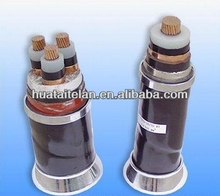 Single/Three core light/heavy duty screened armoured medium voltage cables