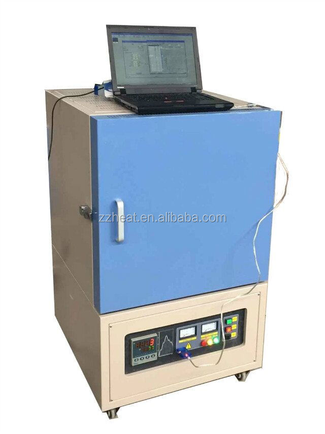 T-Long TZ-1400S heat treatment muffle furnace with RS485 port