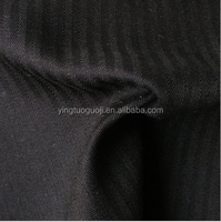 twill plain dyed polyester cotton TC fabric for lining T-shirt pockrting and pants