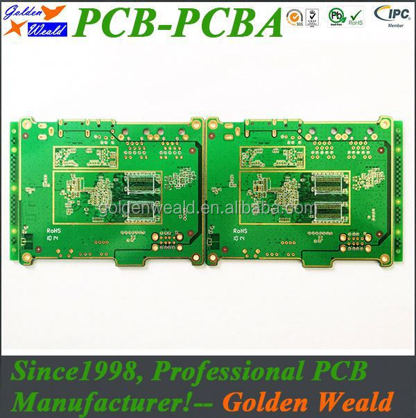 Multilayer smart battery systems pcb assemble provider