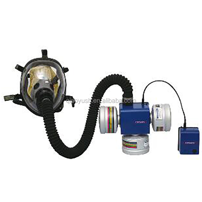 high effeciecy blue powered air purifying respirators