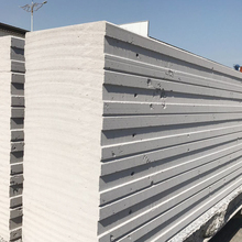 (ALCP-100)Alc AAC Wall Panel Concrete Lightweight Aerated Panel