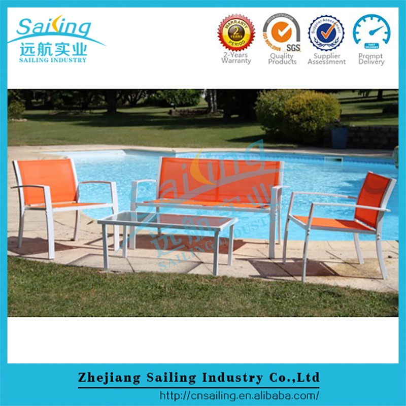 Lowcost Covered Outdoor Modern Sofa Furniture