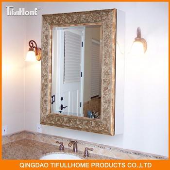 Charmant Luxury Wall Bathroom Mirror Cabinets