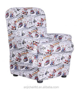 Luxury Fabric Baby Chairs And Sofas Child's Arm Chair